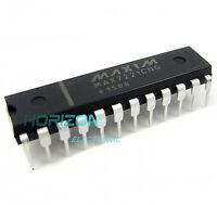1PCS MAX7221CNG MAX7221 MAXIM DRVR DSPLY LED 8DIG 24-DIP GOOD AND NEW