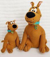 "Scooby-doo Hanna-Barbera 12"" & 8"" Plush Cartoon Network LOT Toy Factory Stuffed"