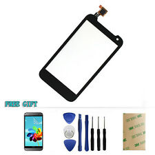 Black Touch Screen Digitizer Glass Lens Replacement For HTC Desire 310