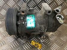 Compresseur de climatisation SANDEN PEUGEOT 206 - Réf : SD6V12