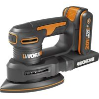 WORX WX822L 20V Powershare Detail Sander