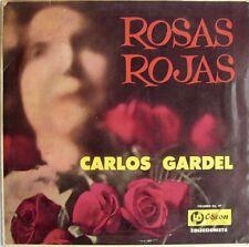 Carlos Gardel: Rosas Rojas LP Odeon #XLD 36207 Argentina