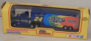 Racing Champions Cab and Tractor Trailer Jeff Gordon Hendrick Motorsports Dupont