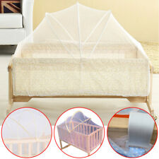 Summer Baby  Bed Canopy Mosquito Net Toddlers Crib Cot Netting Safe New