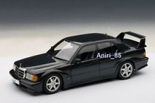 1:18 AUTOart 76131 Mercedes-Benz 190E 2.5-16V EVO 2 metallic black NEU OVP