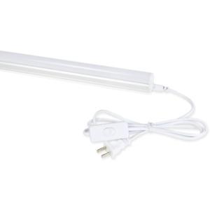 Barrina LED T5 Integrated Single Fixture, 4FT, 2200lm, 6500K (Super Bright