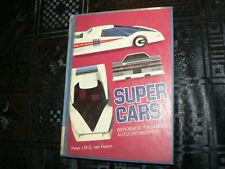 SUPER CARS BEROEMDE ITALIAANSE AUTO ONTWERPEN VAN HOORN ALK 1983 NO 788