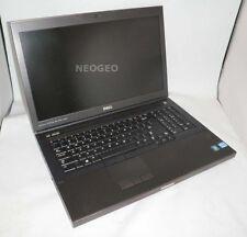 Dell Precision M6700 Laptop-Core i7 3740QM Quad Core 2.7GHz-16GB-K3000 2GB
