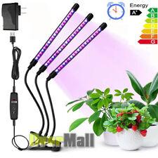 LED Grow Light Hydroponic Full Spectrum Indoor Veg Flower Plant Lamp Dimmable