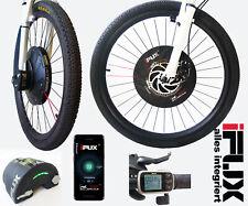I-Fux E-Bike/Pedelec Rueda Delantera Kit de Conversión con Pila 340 Vatios