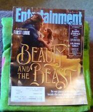 Entertainment Weekly - Nov 11, 2016 - Beauty & the Beast