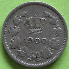 ROUMANIE 5 BANI 1900