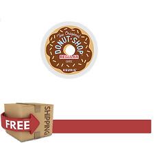 DONUT SHOP REGULAR Coffee Keurig k-cups 72 Count SHIPS FREE Always FRESH
