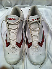Mens Basketball Shoes Shaq Leather Upper Size 10