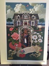 Home Is My Sailor Charles Wysocki Sold Out Limited Edition Greenwich Workshop