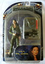 VALA MAL DORAN STARGATE SG-1 DIAMOND SELECT MILITARY FIGURE STAR GATE SERIES 3