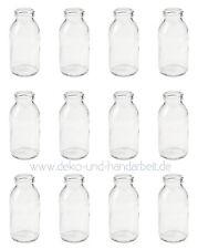 Glasvasen kleine Vasen Flaschen Glasflaschen 10 5 Cm Vintage