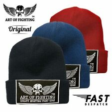 Art of Fighting Muay Thai - Beanie Hat - Fast Despatch One size fits All