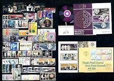 [51438] Malta 1970-1974 Complete collection with Miniature sheets MNH