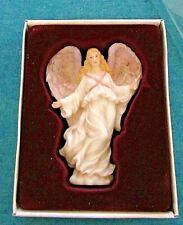 """Seraphim Classics Pricilla """"Benevolent Guide"""" #69301 Angel Figurine By Roman"""