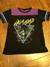 Lady Gaga Unicorn 2011 Graphic Shirt Girl's XL/ Fits Like Adult S