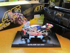 GRANI & PARTNERS - Valentino Rossi Collection - Aprilia RSW 125 1997 1/24 - bike