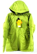 Browning Moonset Goose Down Parka For Her W/ Removable Hood Avocado Medium M New
