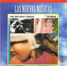 CD Las Nuevas Músicas. Pat Metheny Group - Still Life (talking)