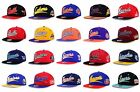 Mitchell & Ness Authentic NBA Billboard Script Mens Snapback Fit Hat Cap