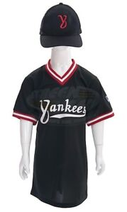 Promised Land '12 Movie Film Baseball Shirt Hat Screen Used Worn Prop W/robe COA