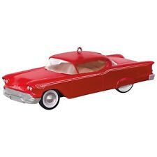 2017 Hallmark  Ornament  1958 Chevrolet Impala #3 Series Keepsake Kustoms