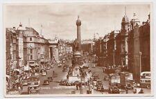 VTG Advertising Postcard From Ireland -Oklahoma Irish Oatmeal Dublin Bond Bakery