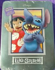 Disney's Lilo & Stitch in Limited Series Collectible Tin includes COA
