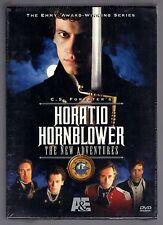 Horatio Hornblower - The New Adventures (DVD, 2003, 2-Disc Set)