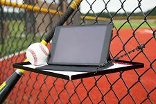 Baseball Scorekeepers Dugout Tray, iPad/tablet Scorers, Metal