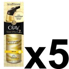 5 Olay Total Effects Moisturiser & Serum 2-In-1 Duo Spf20 NonGreasy Formula 40ml