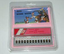 Electron ECHO mini piano rose neuf sous blister année 80