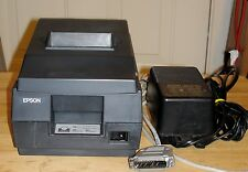 Epson Tm U200d 119d Dot Matrix Pos Receipt Printer Serial Port