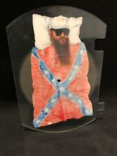 ZZ Top Sleeping Bag Shaped Album Picture Record 1985