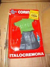 ITALOCREMONA ABITO VESTURE VEST DRESS SUIT VESTIR CORINETTE SORELLA CORINNE 5