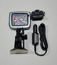 Magellan RoadMate 2200T Car Gps Navigator Touch-Screeen + mount + charger bundle