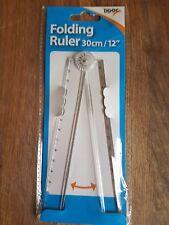 Tiger 30 cm folding ruler Protractor 301768