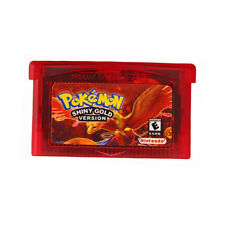 Pokemon Gold Ruby Red GBA NDS/NDSL/GBM/GBA SP For Nintendo Boy Advance Game Card
