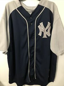 Majestic JOHNNY DAMON No. 18 NEW YORK YANKEES (XL) Jersey