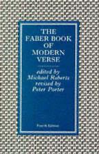 The Faber Book of Modern Verse, , Very Good Book