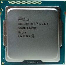 Intel Core I5-3470 3.20 GHz Quad Core Processor (SR0T8)