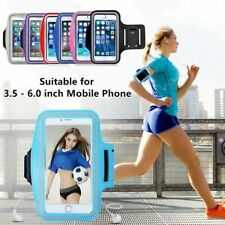 Sports Running Armband Case Cover For iPhone 8 7 6S X Galaxy S5 S6 S7 S8 S9