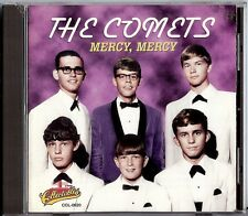 THE COMETS - MERCY, MERCY      CD  1997  COLLECTABLES