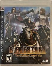 Bladestorm The Hundred Years War Ps3 Brand New SEE BELOW