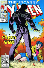 THE UNCANNY X-MEN #297 BEAST SIGNED BY ARTIST BRANDON PETERSON